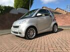 Smart Car Fortwo 451 Passion Cdi Auto Low mileage Silver immaculate 2010