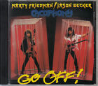 CACOPHONY / GO OFF JAPAN CD OOP