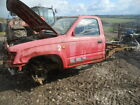 LARGER PHOTOS: Toyota Hilux 2.5 4D4 2004 2 door pickup for parts Mk5 with V5