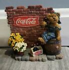 Boyds Bears/Coca Cola Exclusive 2277956CB  'BOYD F. THIRSTIN'  New in box