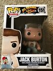 NEW Funko POP VAULTED! Movies #151 Jack Burton Big Trouble in Little China