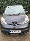 Peugeot 107 2008 10 3door AC Air Con 115k ucan save the car from being scrapped