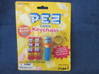 PEZ Candy Mini Key Chain  Dispensers - Choose One - Various Colors    (O316)