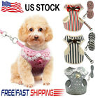 Nylon Pet Puppy Soft Mesh Dog Harness Strap Vest Collar For Small Medium sized