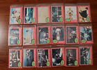1977 Topps Star Wars Red 2nd Series Complete Card set only - Nr-Mint Condition