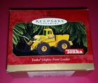 Hallmark Keepsake Ornament Tonka Mighty Front Loader 1997