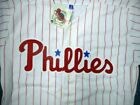 Vintage Authentic Philadelphia Phillies 1995 Russell Brand Baseball Jersey NEW!