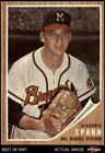 Warren Spahn Cards, Rookie Cards and Autographed Memorabilia Guide 7