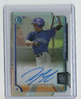 2015 Bowman Draft Baseball Cards - Review Added 8