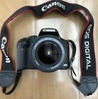 Canon EOS 500D SLR *EF-S 18-55 IS Kit* With Extras, Very Good Condition