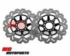 Racing Front Brake Disc Rotor x2pieces Fit Suzuki GSX 1100F Katana GS1150 EF ESF