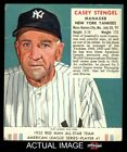 Top 10 Casey Stengel Baseball Cards 27