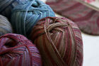 NEW Regia Native collection sock yarn knitting yarn SET OF 6 colorsways