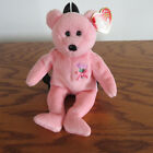 ty Beanie Babies Original MUM the Bear Born 2001 Retired Great Mothers Day Gift
