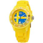 Ice World Sweden Edition Two tone Dial Silicone Strap Unisex Watch WO.SE.S.S.12
