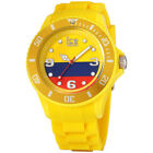 Ice World Colombia Edition Multi-Color Dial Silicone Strap Unisex Watch WO.CO.B.