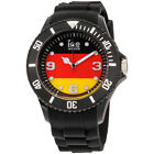 Ice World Germany Edition Multi-Color Dial Silicone Strap Unisex Watch WO.DE.B.S