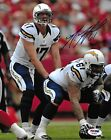Nick Hardwick Signed Chargers Football 8x10 Photo PSA DNA COA Top 50 Autograph 1