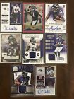 10 Great Football Rookie Cards, 10 Great NFL Defensive Players 10