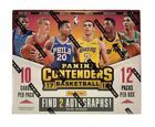 2017-18 Panini Contenders Basketball Factory Sealed Hobby Box