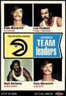 Pete Maravich Rookie Cards and Memorabilia Guide 17