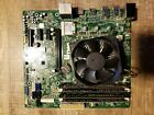 DELL XPS 8700 Motherboard with INTEL i7 and 12GB memory in good working order
