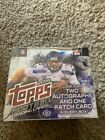 2014 TOPPS FOOTBALL HOBBY BOX 2 AUTOGRAPHS