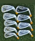 NEW TaylorMade R9 TP IRONS 2 PW TOUR ISSUE B STAMP HEADS