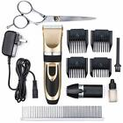 Dog Grooming Clippers Kit Electric Hair Clipper Professional Pet Groom