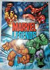 Marvel Legends set of 72 cards great condition, cards only