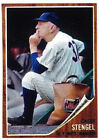 Top 10 Casey Stengel Baseball Cards 14