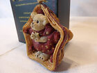 *Longaberger Ltd Edt Boyd's Bears Twinkles Christmas Ornament Star w/Bear