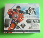 2018-19 Upper Deck SPx Hockey Hobby Box