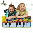 2019 Musical Music Kid Piano Play Baby Mat Animal Educational Toy Soft Kick Gift