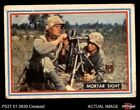1953 Topps Fighting Marines Trading Cards 12