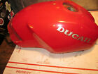 Ducati Monster M900 fuel petrol tank carbureted damaged