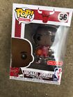Funko Pop Michael Jordan Chicago Bulls 56 NBA Target Exclusive New