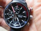 Maurice Lacroix Watch Pontos S Extreme Chronograph Automatic Sport Black/Red
