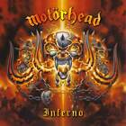 Motorhead 'Inferno' CD - NEW 2019 (Out April 5)