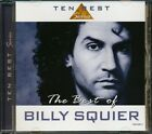 SEALED NEW CD Billy Squier - The Best Of Billy Squier