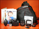 Canon EOS 700D DSLR Camera Canon 18-55mm Zoom Lens kit with Battery, Charger