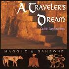 A Traveler's Dream: Celtic Explorations SANSONE,MAGGIE Audio CD
