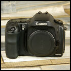 CLEAN Canon EOS 10D Digital SLR Camera + charger + battery + instruction manual