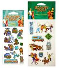 Scooby Doo Prismatic and Puffy Stickers Exclusive 359 Free Shipping