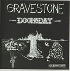Gravestone ‎- Doomsday ( AUDIO CD in JEWEL CASE )