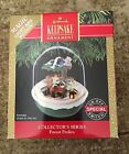 Vintage 1991 Hallmark Ornament Forest Frolics Series Light & Motion #3 - on/off
