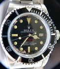 ROLEX DOUBLE RED SEA-DWELLER 1665 MK-III WITH ORIGINAL BOX AND PAPERS FROM 1973