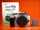 Canon EOS 350D DSLR Camera, Sold With Battery, & Manual