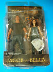 NECA Twilight 7 Inch Figures NEW MOON JACOB  BELLA 2 Pack Toys R Us exclusive