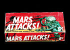 Mars Attacks Again with All-New Trading Cards This October 15